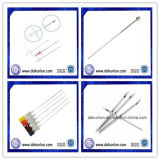Aguja quirúrgica / de inyección de acero inoxidable para uso especial