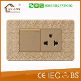 Carte d'insertion de qualité fiable pour obtenir un interrupteur de lumière