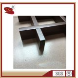 Grille de plafond suspendue en aluminium durable à prix de gros