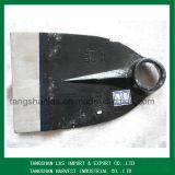 Hoe Head Farming Hand Tool De aço carbono Hoe Head H302