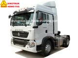Тележка трактора Sinotruk HOWO-T5g 336HP 4X2 для сбывания