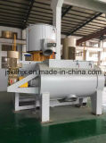 Máquina de reciclaje plástica horizontal de alta velocidad automática de los PP del PE del PVC del SGS