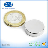 ND-Fe-b Magnets de N50 High Powered Strong Round para Sensors