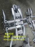 傾きの重力は亜鉛合金の鋳造(JD-700L)のためのダイカスト機械を