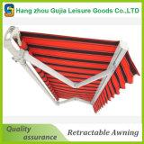 Tentes réglables escamotables flexibles de porte de patio