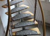 自己付着のポリプロピレンのファイバー階段敷物