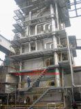 Индустрия и используемый электростанцией боилер неныжной жары