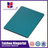 Los paneles compuestos de aluminio incombustibles del grado de Alucoworld A2