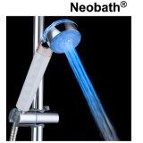중국 LED 빛을%s 가진 3 기능 목욕탕 샤워 꼭지