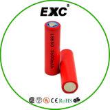 18650 Batterie 3.7V Li-Ion 3500mAh nachladbar