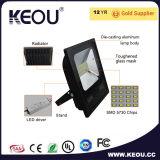 屋外のCe&Rohs 150W LEDのフラッドライトIP 65 SMD Epistarのクリー語