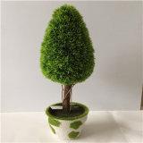 ホーム装飾の高品質の販売619のための人工的な草の球