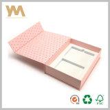 Nuevo Diseño de papel decorativo joyería caja de regalo