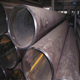 Q235B Welded Carbon Steel Pipe für Steel Structure oder Fluid Transportation