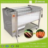 Machine d'écaillement de lavage de gingembre frais de racine alimentaire de la racine Mstp-500