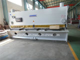 QC11Y 6 * 2500mm Hoja de Metal Machine Shearing Machine con precio barato hidráulico Shearing