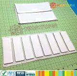 Papel Printable MPE C1 GEN2 MONZA R6 RFID no Tag da freqüência ultraelevada do metal