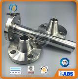 La bride de l'acier inoxydable F316/316L Wn a modifié la bride à ASME B16.5 (KT0094)