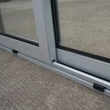 مسلوقة يكسى حراريّة كسر [ألومينوم لّوي] نافذة مع سقّاطة تعقّب هويس, ألومنيوم [سليد ويندوو] [كز010]