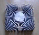 Perfil de alumínio/de alumínio da extrusão para o dissipador de calor de alumínio da indústria (RAL-217)