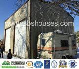 강철 구조물 건축 Prefabricated 집 ISO 증명서 차고