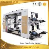 Bolsa de papel de impresión flexográfica y Máquina para hacer bolsas