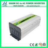 Nueva 5000W modificó Wave Power Inverter con 3 enchufes, 4 ventiladores y 4 terminales