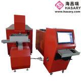 I distributori hanno voluto la mini macchina per il taglio di metalli del laser di CNC