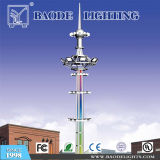 30/40/50m Q345 Steel Polygonal High Mast Lightingポーランド人