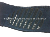 Le silicone d'équitation de denim enculasse la poignée de genou (B68)