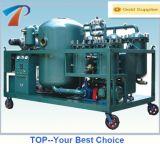 シリーズ二重段階の真空システム汚れた絶縁オイルのクリーニングのプラントはまたは正常な指標(ZYD-I)に達させるオイルを