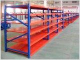Estantes largos de poca potencia del almacén de la estantería del palmo de la fábrica directa según sus requisitos especiales