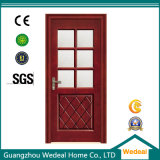 ホテル(WDP5081)のための高品質の内部PVCによって薄板にされるドア