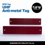 Tag do Anti-Metal da freqüência ultraelevada do estrangeiro H3 do ABS de ISO18000-6c