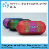 小型スピーカー! 丸薬形の工場価格の携帯用Bluetoothの無線電信のスピーカー