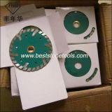 Лезвие круглой пилы CB-22 для вырезывания гранита (125X22.23mm)