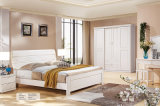 Modern Solid Wood Luxury Hotel Bedroom Set Mobília