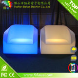 Neues angekommenes LED belichtetes Hotel-Sofa