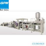 Linha de produção plástica da placa da folha do PVC da máquina