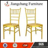 호텔 가구 금 임대 쌓을수 있는 Chiavari 의자 (JC-ZJ23)