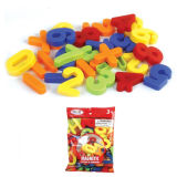 Kid Educational Toy Magnetic Letters Toy pour l'enseignement (H0664191)