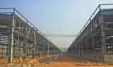Construction industrielle de cloche en métal d'entrepôt d'atelier de structure métallique