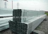 Ранг ERW ASTM A106 Pre-Гальванизированная квадратная стальная труба
