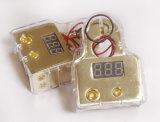 разъем батареи автомобиля AWG датчика позитва 1/0/4 цифровой индикации 12V