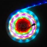 Luz de tira impermeável decorativa 60LEDs/M do diodo emissor de luz da alta qualidade SMD5050 Digitas, Ce, RoHS
