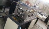 Máquina de ondulação da borda plástica do copo