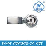 Yh9795 Parafusos de gabinete de metal Cam Key Key Master