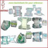 Le grossiste de distributeur d'acheteur d'OEM a voulu des fabricants de couche-culotte de bébé d'OIN en Chine