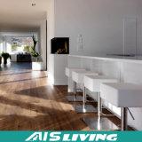 White Lazy Susan 貿易業者の食器棚の家具(AIS-K916)