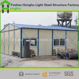 Casa prefabricada de K para las minas del campo de la explotación minera